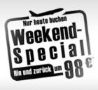 Nur am 21. Oktober: Wochenendflüge um 98€ bis Ende März 2012 € @Airberlin/FlyNiki