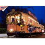 Manner Tram/Straßenbahn – gratis Fahrt + Kostproben zu Weihnachten