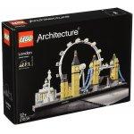 LEGO Architecture 21034 – London Skyline um 24,99 € statt 29,89 €