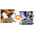 Pokémon Ultrasonne + Pokémon Ultramond [Nintendo 3DS] um 38 €