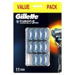 11x Gillette Fusion5 ProShield Chill Rasierklingen um 21,40€ statt 49,99€