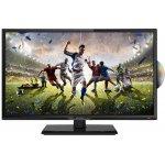 Dyon Sigma 24 Pro 23,6″ Fernseher (Full-HD, Triple Tuner, DVD) um 99 €