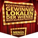 Kostprobe Menü in den Top 5 der Restaurantwoche ab 14,50 €