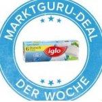 Iglo Dorsch (versch. Sorten) um 2,39 € statt 5,99 € (Penny / Marktguru)