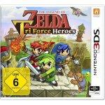 The Legend of Zelda: Tri Force Heroes (3DS) um 9,99 € statt 21,74 €