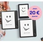 Thalia Onlineshop – 20% Rabatt auf tolino eReader (bis 24.12.)