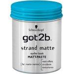 6x got2b Strand Matte Matt-Paste (6 x 100 ml) um 13,05 € statt 35,70 €
