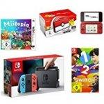 Nintendo Konsolen & Games zu sehr guten Preisen – nur heute!