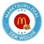 GRATIS Cheeseburger bei Mcdonalds (Marktguru App)