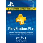 PlayStation Plus 3 Monate Abo inkl. Versand um 19 € statt 24,99 €