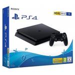 Sony PlayStation 4 Slim (1TB) inkl. DualShock 4 um 229,99 € statt 295,95 €