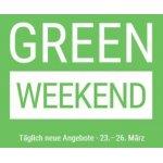 Cyberport Green Weekend – täglich neue Angebote bis 26. März