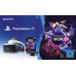 PlayStation VR (neue Version) + Camera + VR Worlds Voucher inkl. Versand um 195 € statt 275,29 € – neuer Bestpreis