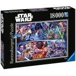 Ravensburger 17827 – Star Wars Galaktische Zeitreise Puzzle inkl. Versand um 112,34 € statt 204,94 € – neuer Bestpreis