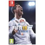 FIFA 18 für Nintendo Switch inkl. Versand um 29,99 € statt 43,94 €