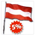 nur heute: -5% auf alles für Österreicher @zooplus.de