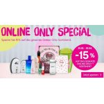 Bipa Onlineshop – 15 % Rabatt auf Online Only Produkte + gratis Versand