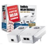 devolo dLAN 1200+ WiFi ac Starter Kit um 139 € statt 159 €
