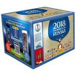 Panini Sticker WM 2018 – 100er Box inkl. Versand um 48 € statt 65,44 €