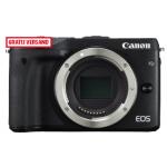 Canon EOS M3 Systemkamera inkl. Versand um 277 € statt 480,56 €