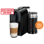 DeLonghi EN 210.BAE U & Milk + 150 Kapseln um 99 € statt 144,49 €