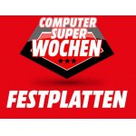Media Markt Superwochen – Festplatten in Aktion