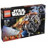 Lego Star Wars 75178 – Jakku Quadjumper Raumschiff um 36€ (Prime)