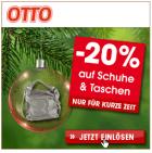 -20% auf Schuhe und Taschen bis 2.11.2011 @Ottoversand.at