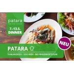 Patara – Fine Thai Cuisine: 3 Gänge Menü um 34,50 € statt 67 €