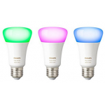 Philips Hue White and Color E27 3er Pack um 99,99 € statt 146,48 €