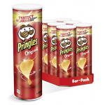 Pringles 6er Pack (6 x 190 g) um nur 7,74 € statt 16,74 €