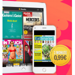 Readly Magazin-Flatrate (3.249 Magazine) – 3 Monate um 0,99 €