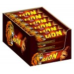 Nestle Lion Schoko-Riegel 24er Pack (24 x 42g) um 8,99 € statt 15 €
