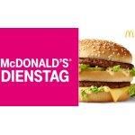 Big Mac GRATIS für T-Mobile Kunden (jeden Dienstag)