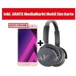 Samsung Galaxy A5 (2017) + AKG Y50BT On-Ear Wireless Bluetooth Kopfhörer inkl. Versand um 299 € statt 381,94 €