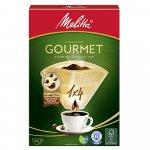 Melitta Gourmet Filtertüten (4 x 80 Stück) um 3,03 € statt 8,76 €