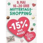 Merkur Muttertag Aktion – 15 % Rabatt auf euren Einkauf (16 – 20 Uhr)
