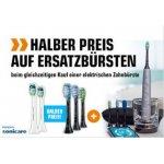 Zahnputzwoche mit Philips Sonicare Produkten bei Saturn – elektrische Zahnbürsten in Aktion & 50 % Rabatt auf Ersatzbürstenköpfe