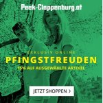 Peek&Cloppenburg – 15% Rabatt auf ausgewählte Artikel + gratis Versand