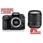 Nikon D7500 schwarz mit Objektiv AF-S VR DX 18-105mm 3.5-5.6G ED um 1.156,79 € statt 1.444,90 € – neuer Bestpreis