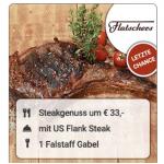 Flatschers – 3 Gänge Dinner Menü um 24,50 € statt 50 € pro Person