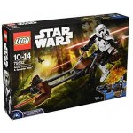 Lego Star Wars 75532 – Scout Trooper und Speeder Bike um 34€ statt 47€