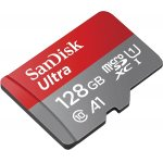 SanDisk Ultra 128GB microSDXC + SD-Adapter um 18,99 € statt 24,90 €