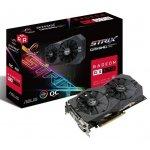 Asus ROG Strix-RX570-O4G-Gaming AMD Radeon Grafikkarte um 255 €