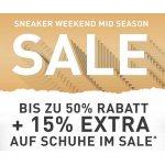 Puma Onlineshop – 15 % Extra-Rabatt auf bereits reduzierte Schuhe