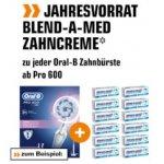 Elektrische ORAL-B Zahnbürste kaufen + GRATIS Zahncreme Jahresvorrat