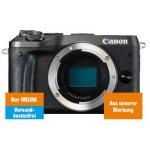 Canon EOS M6 Gehäuse inkl. Versand um 444 € statt 604 €