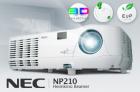 NEC NP210 Beamer um 259€ @HandelsDeal.de