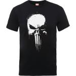 Marvel The Punisher Paintspray T-Shirt inkl. Versand um 10,99 €