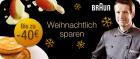 Braun Stabmixer Multiquick-3 MR 300 Soup für 20,99€ @Amazon